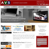 ecommerce website with cms